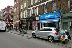 Shop to Let London