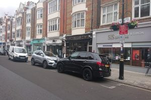 St Johns Wood High St